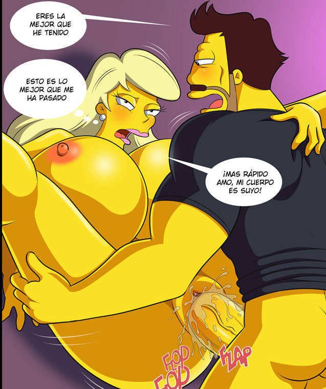 the paheal simpsons Delightfully fuckable and unrefined!!