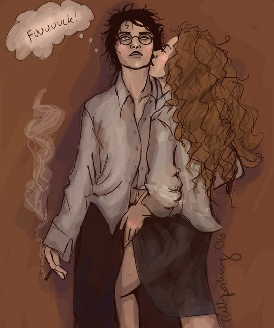 potter hermione harry from naked Kai in kung fu panda