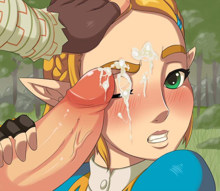 breath wild the white of lynel Two best friends play woolie