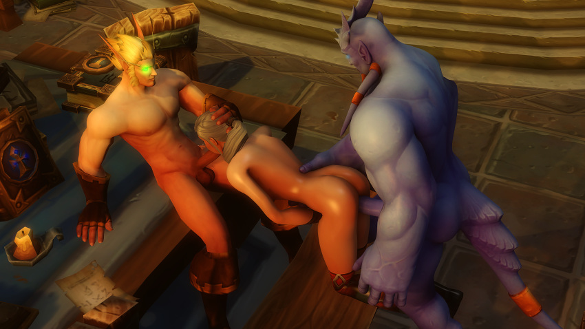 female world blood elf warcraft of Tome terrain of magical expertise
