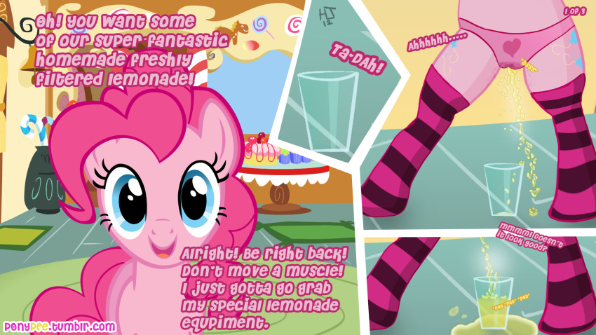 pee little diaper my pony Another story of fallen maidens